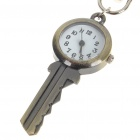 Cute Key Style Alloy Quartz Watch with Keychain (1*377)
