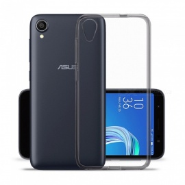 Naxtop TPU Ultra-thin Soft case for Asus ZenFone Live (L1) ZA550KL - Transparent
