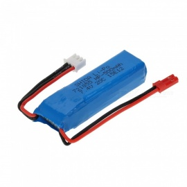 7,4 V 500 mah 721855 lithium-polymer-high power li-po akku für syma X8C X8W RC quadcopter-blau