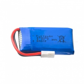 7.4V 350mAh fullmax Lithium Polymer High Power Li-po Battery for Syma X8C X8W RC Quadcopter - blue