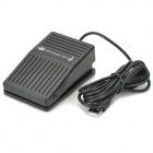 USB Foot Switch Keyboard Mouse Control Foot Pedal - Black
