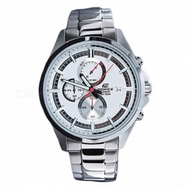 Casio Edifice EFV-520D-7A Chronograph Series Watch - Silver