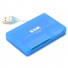 SSK All-in-One USB 2.0 Card