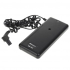 SD-9A External Battery Pack for Canon Flashlight 580EX II/Sony HVL-F56AM/Nikon SB-11 + More (6 x AA)