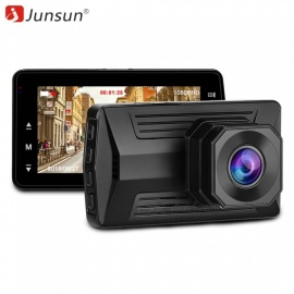 "junsun 2018 ny 3"" dash kamera, full HD 1080P bil DVR video enhet inspelare dashcam autoregistrator kamera videokamera"