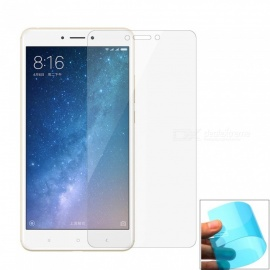 Nano Explosion-proof Protective Soft Film for Xiaomi Max 2 - Transparent (2 PCS)