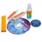 6-in-1 CD/VCD/DVD Player and Drive Cleaner Kit