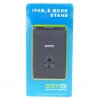 Compact Folding Stand Mount Holder for Apple iPad/E-Book Reader/Cell Phone (Black)