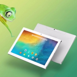 Teclast P10 10.1inch IPS Octa-Core Android 7.1 Tablet Lightweight 2GB RAM 32GB ROM, Wi-Fi Silver