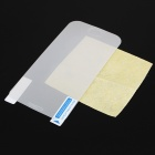 Mirror Screen Protector/Guards + Cleaning Cloth for Samsung i9000