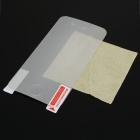 Mirror Screen Protector/Guards + Cleaning Cloth for Iphone 4