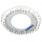 Round Metal Key Holder Organizer (36-Ring Set)