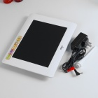 "Genuine Aigo DPF801D 8"" TFT LCD Desktop Digital Photo Frame with SD/USB - White (800x600px)"