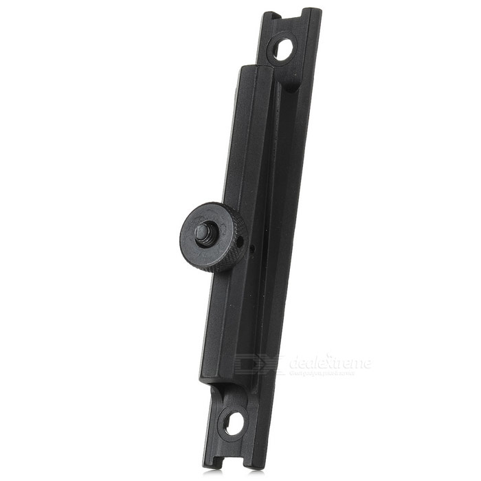 M16 Gun Rail Mount - Black