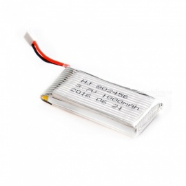 3.7V 1000mAh 802456 Lithium Polymer High Power Li-po Battery for Syma X8C X8W RC Quadcopter - Silver