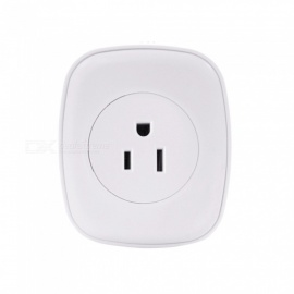 HakkaDeal Wi-Fi Mobile Phone Switch Voice Control Smart Plug Socket - US Plug