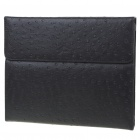 Protective Genuine Leather Case for   Ipad - Black