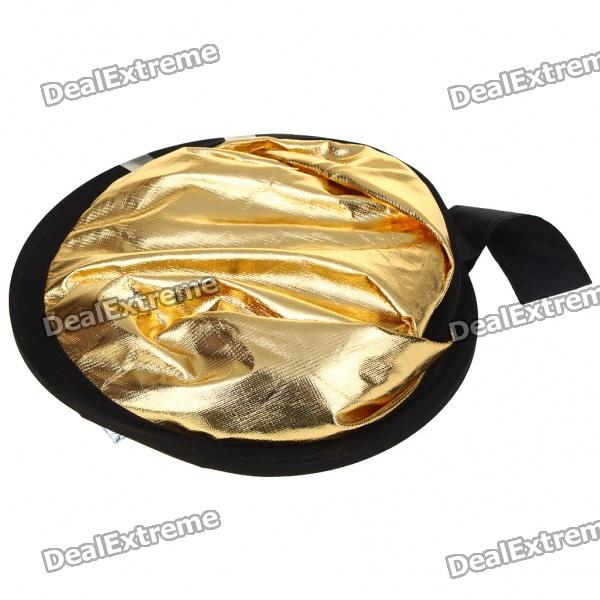 Foldable Large Flash Reflector Board (22-inch Diameter)