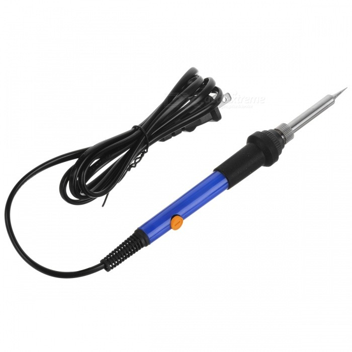 60W Soldering Iron with Variable Temperature Control (110V AC)