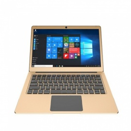 "13"" Notebook Portable Ultraslim Laptops Quad Core WiFi 802.11 A/b/g Windows 8.1 Laptop Gold"