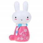 Cute Rabbit Style Piggy Bank Coins Money Box