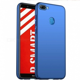 Custodia rigida protettiva per PC naxtop per huawei P smart / enjoy 7S - blu