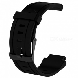 IMOS Replacement Smart Watch Watchband for Garmin Forerunner 225 - Black