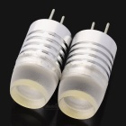 G4 1.5W 40-50LM LED Car Turning Signal Light Bulbs (12V/Pair)