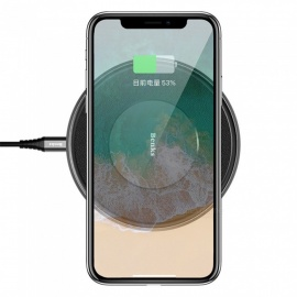 Benks Qick Charger Hearthstone Wireless Charger (Updated) - Black