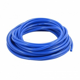 BTOOMET 6mm x 4mm Pneumatic Air Compressor Tubing PU Hose Tube Pipe 8 Meter Blue