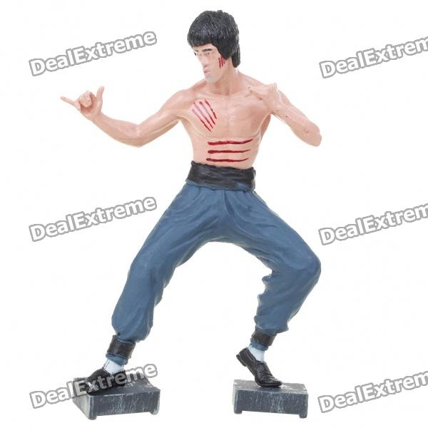 Cute Bruce Lee Collection PVC Anime Figure