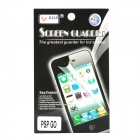 Screen Protector with Cleaning Cloth for PSP Go