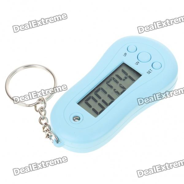"1.4"" LCD UV Intensity Meter with Time Display (1 x CR2025)"