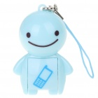 Cute Sunny Doll Micro SD/TF USB 2.0 Card Reader (Color Assorted)
