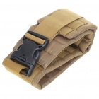 Military Tactical Outdoor Nylon Cloth Belt (Khaki)