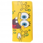 Cute Cartoon PU Leather Purse Wallet - Spongebob Squarepants