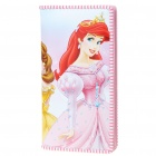 Cute Cartoon PU Leather Purse Wallet - Princess