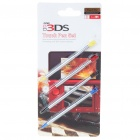 Aluminum Extendable Stylus for Nintendo 3DS (4-Piece Pack)