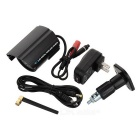 2.4GHz Wireless Digital Camera Security Kit with 24-IR LED Night Vision