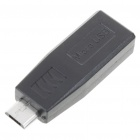 Mini USB Female to Micro USB Male Charging Adapter