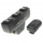 PR03N2 433MHZ 4-Channel Dual Flash Sync Trigger Remote Control for Nikon Cameras