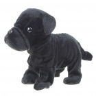 Electronic Talking Action Plush Dog Toy (4 x AA)