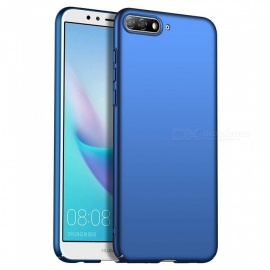 Naxtop PC Hard Protective Back Case for Huawei Y6 (2018) - Blue