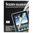 Protective Screen Guard + Cleaning Cloth for Apple iPad 2