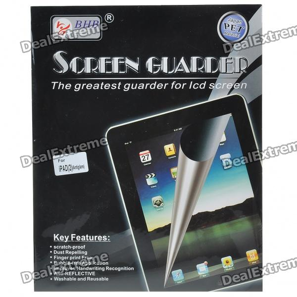 Protective Matte Frosted Screen Guard + Cleaning Cloth for   Ipad 2