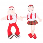Popeye the Sailor & Olive Couple Figure Toy (Pair)