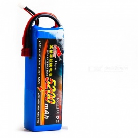 HUONIU POWER 1PC 11.1V 30C 5200mah XT60 plug high lipo аккумулятор пульт дистанционного управления вертолет quadcopter drone часть