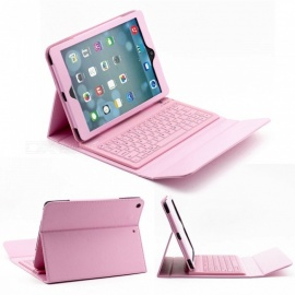 COOHO P1315 Silikontastatur für APPLE air 1 / air 2, pro9.7, 2017/2018 IAPD, IPAD 5/6 - pink