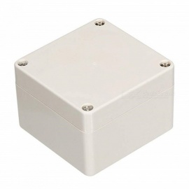 BTOOMET 83x81x56mm Waterproof Plastic Power Project Case DIY Junction Box