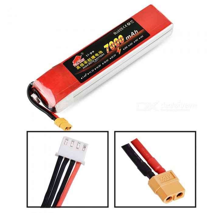 extreme rc helicopter parts with 1pc 11 1v 35c 7000mah Xt60 Plug High Lipo Battery Remote Control Helicopter Quadcopter Drone Part Red 586843 on Dys 30a 2 4s Brushless Speed Controller Esc Simonk Firmware as well 5 Ch Blitzrcworks Super Sky Surfer Rc Sailplane Glider Arf besides Lynx Mcpx Bl Lynx Plastic Main Blade 115 Mm Blue Sky Lx61155 as well 272081561035 additionally Rcp70 030 Lipo Battery 2pcs And Charger Parts For Promark P70 Vr Drone Quadcopter.